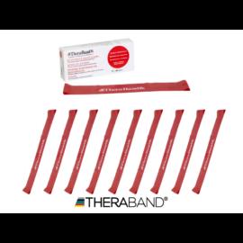 TheraBand™ Gumiszalag hurok 30,5 cm piros - 10 db / 1 doboz
