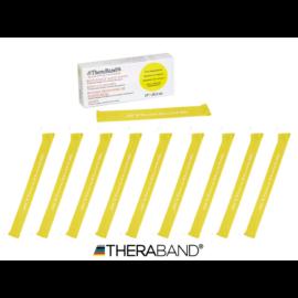TheraBand™ Gumiszalag hurok 30,5 cm sárga - 10 db / 1 doboz