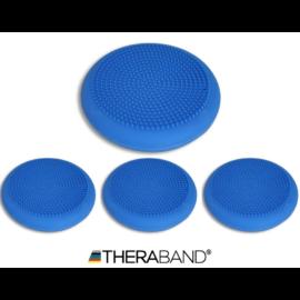 TheraBand® tüskés felszínű (senso) dinamikus ülőpárna, átm. 36 cm, kék - 4 db / 1 doboz