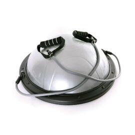 66fit Air Dome Balance/Core trainer fogantyús gumikötéllel és pumpával