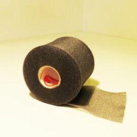 Cramer® Tape Underwrap 6,98 cm x 27,4 m fekete, szivacsos kötszer sport tape alá