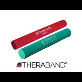 TheraBand Flexbar, hajlékony gumirúd - haladó csomag (2 db-os, piros és zöld)