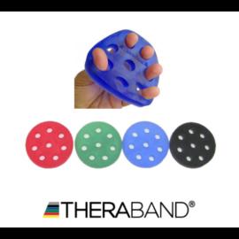 TheraBand Hand Xtrainer - kézerősítő szett (4 db-os, piros, zöld, kék, fekete)
