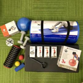 Otthoni edzés - maximum szett - sportolói csomag