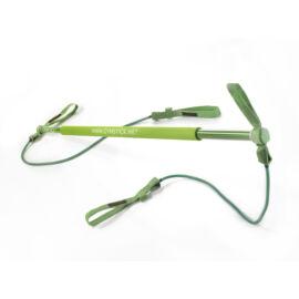 Gymstick® original gyenge, zöld gumikötéllel