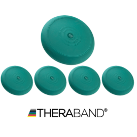 TheraBand sima felszínű dinamikus ülőpárna, átmérő 33 cm - 5 db / doboz