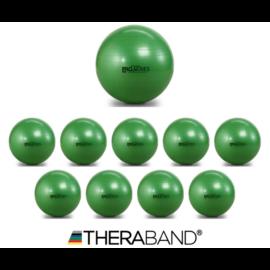 TheraBand ProSeries SCP fitness labda, átmérő 65 cm, zöld - 10 db / doboz