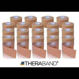 TheraBand kineziológiai tape beige, 5 cm x 5 m - 24 db / 1 doboz