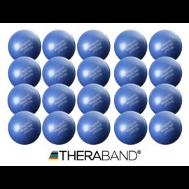 TheraBand pilates labda, átmérő 22 cm, kék - 20 db / doboz