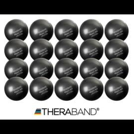 TheraBand pilates labda, átmérő 26 cm, ezüst - 20 db / doboz