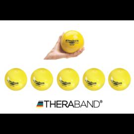 TheraBand súlylabda 1 kg, sárga - 6 db / doboz