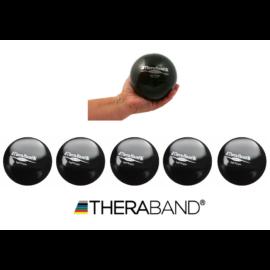 TheraBand súlylabda 3 kg, fekete - 6 db / doboz