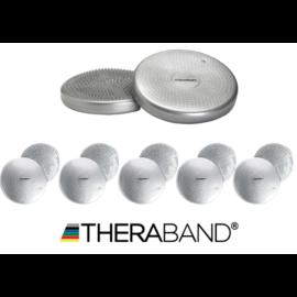 TheraBand Stability Disc, egyensúlyozó párna - 6 db / doboz