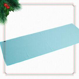 Pure2Improve jóga törölköző, 170 cm x 60 cm, türkiz