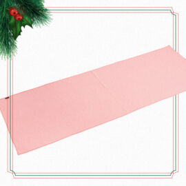 Pure2Improve jóga törölköző, 170 cm x 60 cm, pink