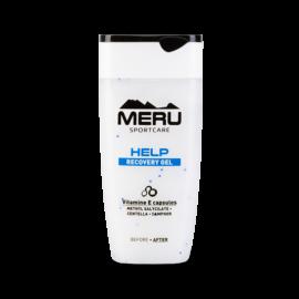 Meru - HELP -  enyhítő, helyreállító izomlazító gél - 150 ml