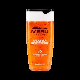 Meru - WARM - bemelegítő sportkrém - 150 ml