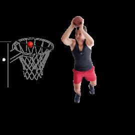 Pure2Improve célzó segédeszköz kosárlabdázóknak