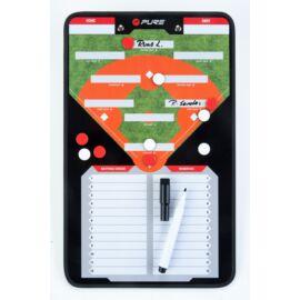 Pure2Improve taktikai tábla baseball