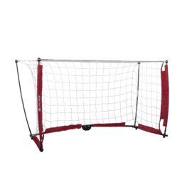 Pure2Improve összehajtható és hordozható foci kapu 152 cm x 91 cm
