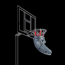 Pure2Improve kosárlabda visszaterelő