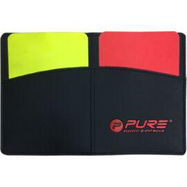 Pure2Improve piros és sárga lap szett