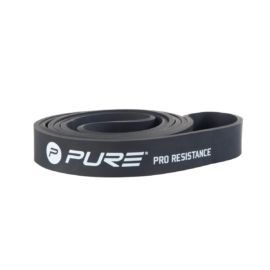 Pure2Improve Powerband, fekete - erős