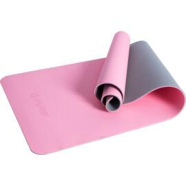 Pure2Improve jógaszőnyeg, 173 cm x 58 cm x 0,6 cm, pink