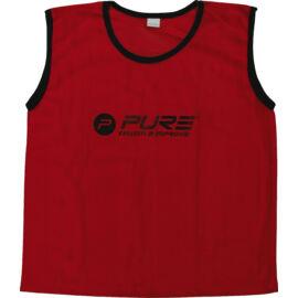Pure2Improve piros hálós jelzőmez szett junior méretben (4db)