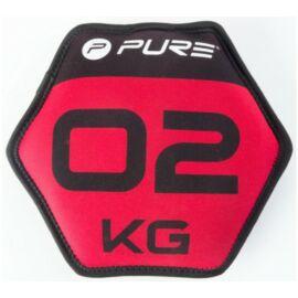 Pure2Improve Sandbell, súlypárna - 2 kg