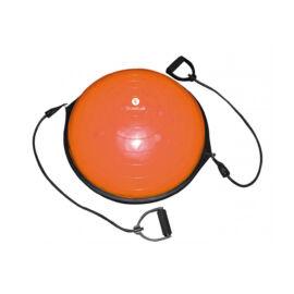 Sveltus Dome trainer - egyensúlyozó félgömb - narancssárga