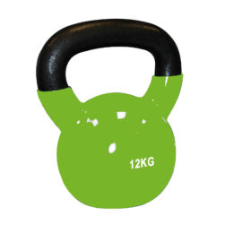 Sveltus kettlebell 12 kg