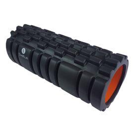 Sveltus Foam roller with grid henger, 33 cm x 14 cm