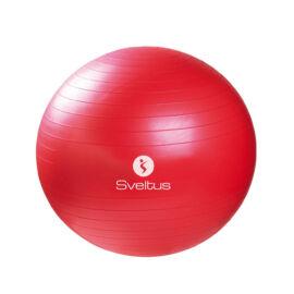 Sveltus gimnasztikai labda átm. 65 cm, piros
