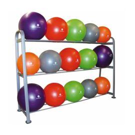 Sveltus gimnasztikai labda tartó állvány