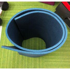 Torna matrac, 150 cm x 50 cm x 0,7 cm, kék