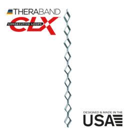 TheraBand CLX-Consecutive Loops 22 méteres speciálisan erős, ezüst
