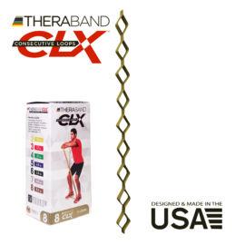 TheraBand CLX - Consecutive Loops 2,2 méteres legerősebb, arany