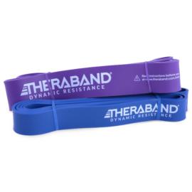 Dynamic Resistance Powerband, sportolói csomag (2 db-os, kék és lila)