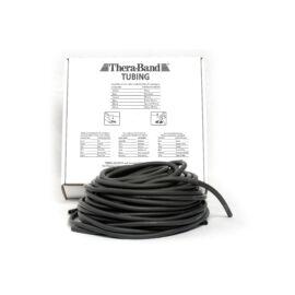 TheraBand™ Erősítő gumikötél 30,5 m, szuper erős, fekete