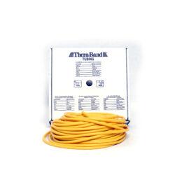 TheraBand™ Erősítő gumikötél 30,5 m, gyenge, sárga