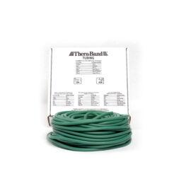 TheraBand™ Erősítő gumikötél 30,5 m, erős, zöld