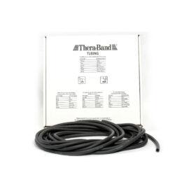 TheraBand™ Erősítő gumikötél 7,5 m, szuper erős, fekete