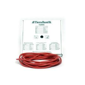 TheraBand™ Erősítő gumikötél 7,5 m, közepes, piros