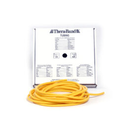 TheraBand™ Erősítő gumikötél 7,5 m, gyenge, sárga