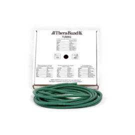 TheraBand™ Erősítő gumikötél 7,5 m, erős, zöld