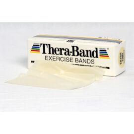 TheraBand™ Erősítő gumiszalag gurigában 5,5 m, extra gyenge, beige