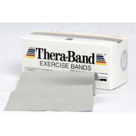 TheraBand™ Erősítő gumiszalag gurigában 5,5 m, speciálisan erős, ezüst