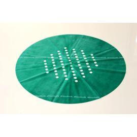 zöld színű csere gumilap