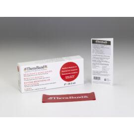 TheraBand™ Gumiszalag hurok 20,5 cm piros